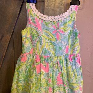 Lilly Pulitzer Coconut Jungle dress